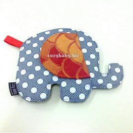 Elephant Toy – Kokadi Wrap Scrap
