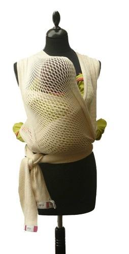Fil'Up Mesh Wrap – Beige Size 1
