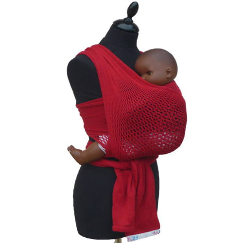 Fil Up Mesh Wrap Red Size 1 Cozy Baby