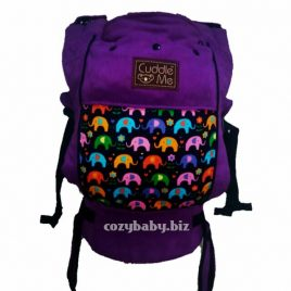 Cuddle Me SSC – Purple Elephant