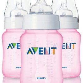 Avent Classic – Pink 9oz