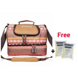 Gabag Thermal Bag – Ethnic Borneo