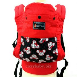 Andrea SSC Standard – All Red Mickey