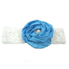 Baby Headband – Blue