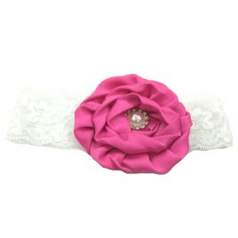 Baby Headband – Pink