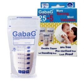 GabaG- Storage Bag (180ml, 30pcs)