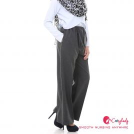 Maternity Pant – Dark Grey