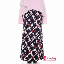 Printed Skirt – Square