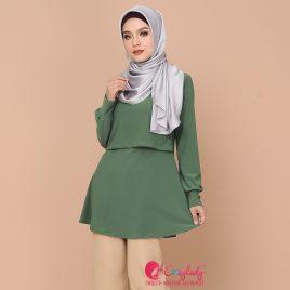 Basic Blouse – Green