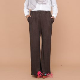 Maternity Pant – Brown