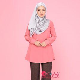 Basic Blouse – Peach