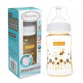 Autumnz – PPSU 8oz Single Bottle – Bee