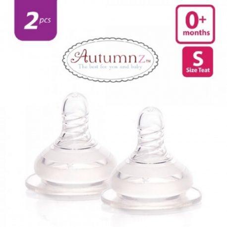 autumnz silicone teat S