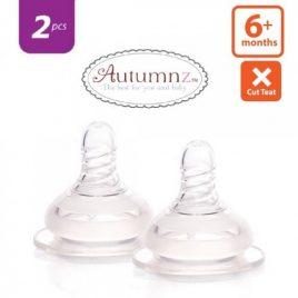 Autumnz – Silicone Teat X cut