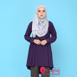 Antisoma Fishtail – Purple