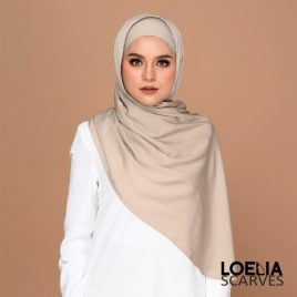 Basic Long Shawl – Oyster