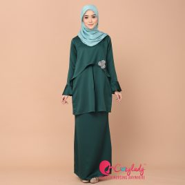Cape Kurung – Emerald