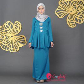Kebaya – Turquoise