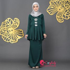Kebaya – Emerald