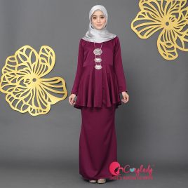 Kebaya – Purple