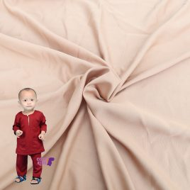 [Pre-order] Kids Baju Melayu – Nude