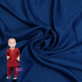 [Pre-order] Kids Baju Melayu – Royal Blue