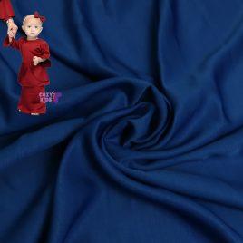 Pre-order] Kids Kurung – Royal Blue