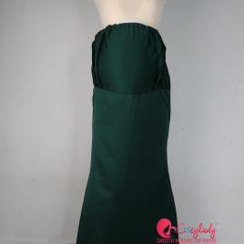 Maternity Skirt – Emerald