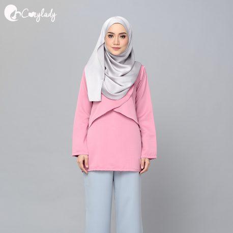 blouse menyusu muslimah