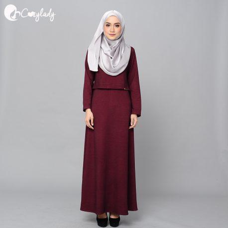 jubah menyusu moden