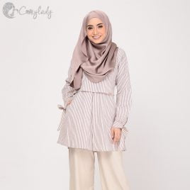 Laktace Stripe – Brown