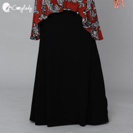 Fishtail Skirt – Black