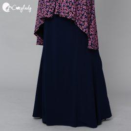 Fishtail Skirt – Navy