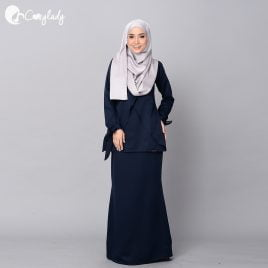 Cutelostrum Kurung – Navy