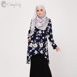 Fishtail Printed – Jasmine