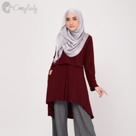 Fishtail Plain – Maroon