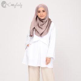 Cutelostrum Lace – White