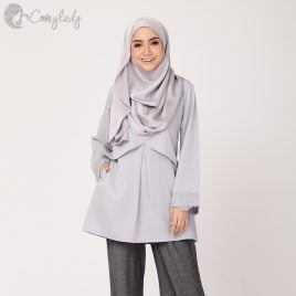 Cutelostrum Lace – Grey