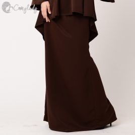 [Pre-order] Lacto Skirt – Brown
