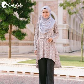 Fishtail Printed – Morrocan