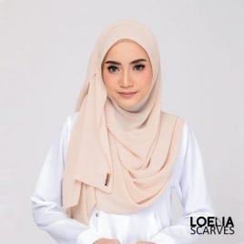 Kaliela Premium Shawl – Butter Cream