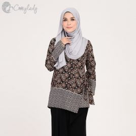 nursing batik design blouse