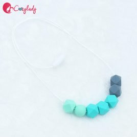 Nursing Necklace – Blue