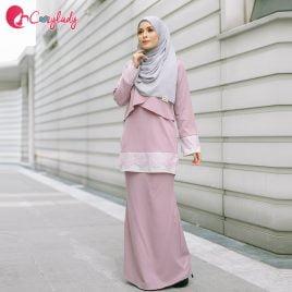 Lacey Kurung – Lavender