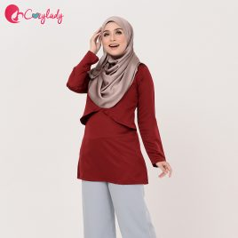 Cutelostrum – Maroon