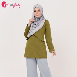 Cutelostrum – Olive