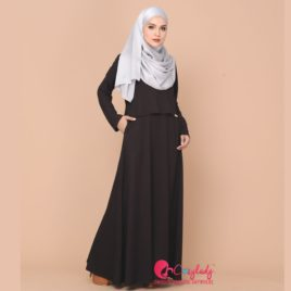 Ossitocina Jubah – Brown