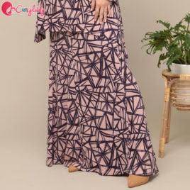 Skirt – Pomegranate