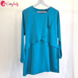 AS-IS : Cutelostrum Turquoise (Size L)