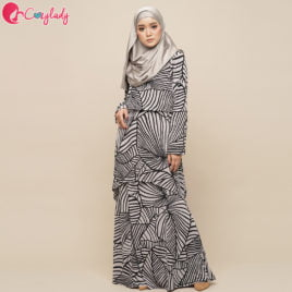 Estran Kurung Venation – Black